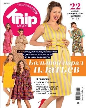 Knipmode Fashionstyle №7 2021